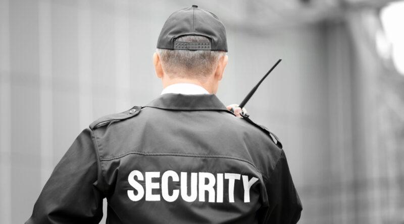 beveiligingsdienst
